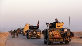 Iraqi Special Forces Join Battle for Mosul, US Soldier Dies