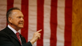 Most Alabama Republicans Say They Are Voting for Roy Moore