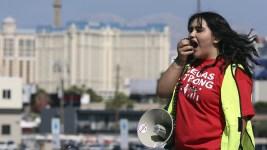 Tens of Thousands of Las Vegas Casino Workers OK Strike