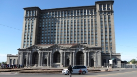Ford to Spend About $740M to Redevelop Detroit Train Depot
