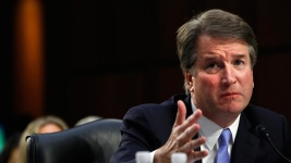 Woman Accusing Kavanaugh of Sexual Misconduct Comes Forward