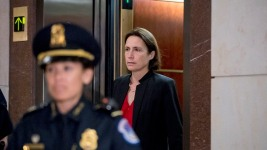 Ex-Trump Adviser Objected to Ukrainian Ambassador's Removal