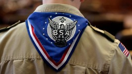 Boy Scouts Ends Ban on Gay Scout Leaders