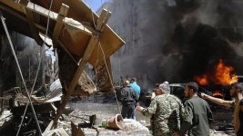 Syrian Civilian Groups Threaten to Pull Out of Peace Talks