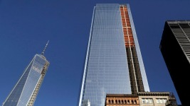 World Trade Center Welcomes First Workers Since 9/11