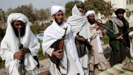 New Taliban Leader Urges Unity in 1st Message to Fighters