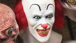School Police Chief Scares Away 'Scary' Clowns