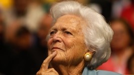 'Grit & Grace': Barbara Bush Remembered for Helping Others