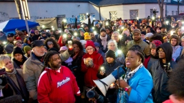 Prosecutors Charge 4 in Shooting of Minn. Protesters