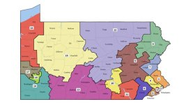 Redrawn Pa. District Map to Stand as Judges Reject Lawsuit