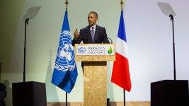 Obama Ignores 'Wrap-It-Up' Beeps at UN Talks