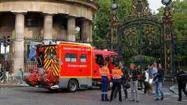 Child Critical After Lightning Strikes 11 in Paris Park