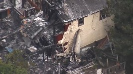 Plane Crashes Into NY Home, Killing Resident, Pilot
