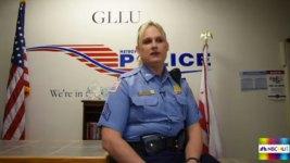 Transgender Police Officer Helps Build Trust in DC