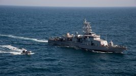 US Navy Ship Fires Warning Shots Near Iranian Ship: Official