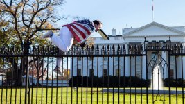 White House Fence Jumper Released From Custody