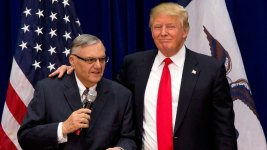 Trump Strongly Hints at Pardon for Ex-Sheriff Arpaio