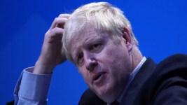 UK's Boris Johnson Fails to Answer Questions on Private Quarrel