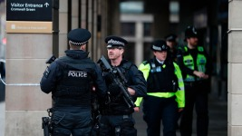 IS Claims UK Attack; Police Say Man Wasn't on Terror Radar