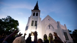 Dylann Roof's Jurors Worship at Church Where He Massacred 9