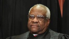 Thomas Breaks 3-Year Bench Silence in Death Penalty Case