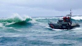 42,000 Coast Guard Members Miss 1st Paycheck Due to Shutdown