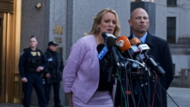Stormy Daniels Meeting With Prosecutors Canceled: Lawyer