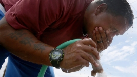 Heat Wave Expected to Bake Two-Thirds of U.S. Through Weekend