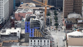 New Orleans Hotel Collapse: Search Continues for Missing Worker