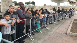 Ruling Backs Asylum Seekers at Border Prior to Policy Shift