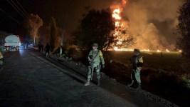 Fireball at Illegal Mexico Pipeline Tap Kills 73; 71 Injured