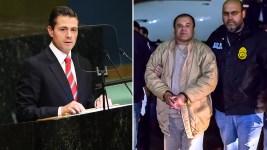 'El Chapo' Accused of Bribing Former President of Mexico