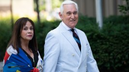 Judge Bars Trump Friend Roger Stone From Social Media