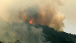 Big Sur Fire in California Keeps Growing