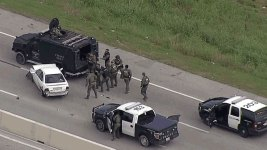 WATCH: SWAT Slams Into Car, Ending 2.5-Hour Chase