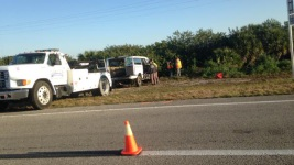 8 Killed, 10 Hurt in Florida Van Crash
