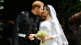 Princess Bride: Prince Harry, Meghan Markle Wed