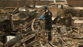 Rain Could Hinder Search for Victims of Camp Fire