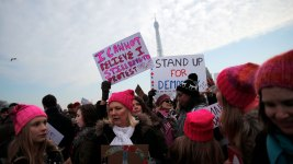 Women's Marches Attract Masses Across the Globe