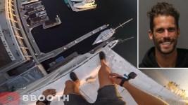 Man Whose Harrowing Jumps Went Viral Arrested