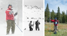 California Snowpack Through the Years