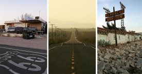 Route 66: Remnants of the Mother Road in Photos