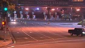 Fan Beaten in Dodger Stadium Parking Lot