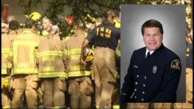 "Mayor: Fallen Firefighter Was ""A Hero"""