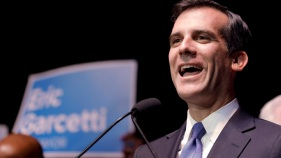 LA Selects Garcetti as Next Mayor