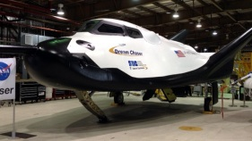 Possible Space Shuttle Successor is Readied for Testing