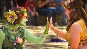Spritely Merrymaking: Renaissance Pleasure Faire Opens