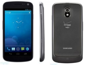 Samsung Galaxy Nexus Officially for Sale on Verizon for $300