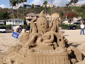 Newport Beach Sandcastle Contest