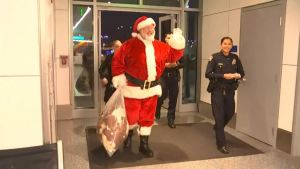 One Last Stop for Santa: LAX